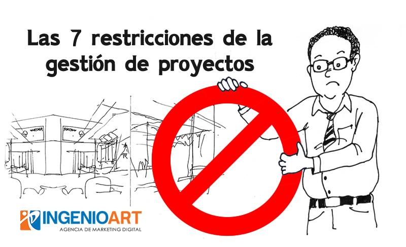 Restricciones gestion proyectos pmi peru web