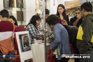 Feria de Grafinca Lima Peru 2016