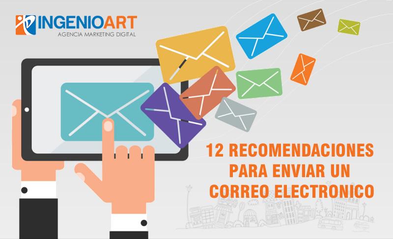 Recomendaciones para mailing Peru