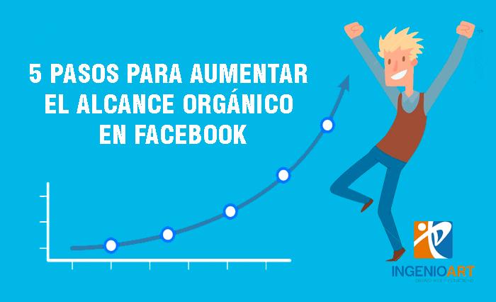 como aumentar alcance en facebook