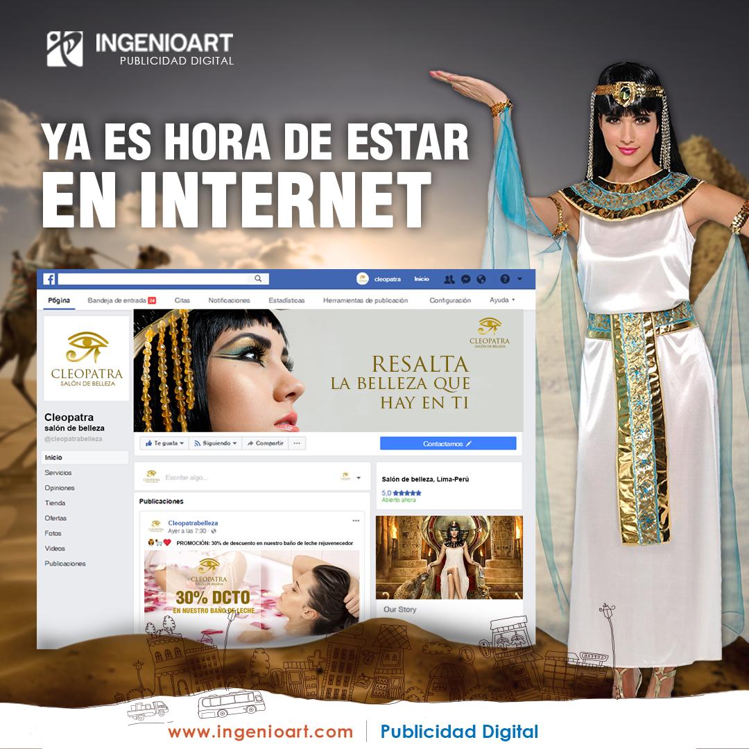 Diseño para Publicidad Facebook Peru