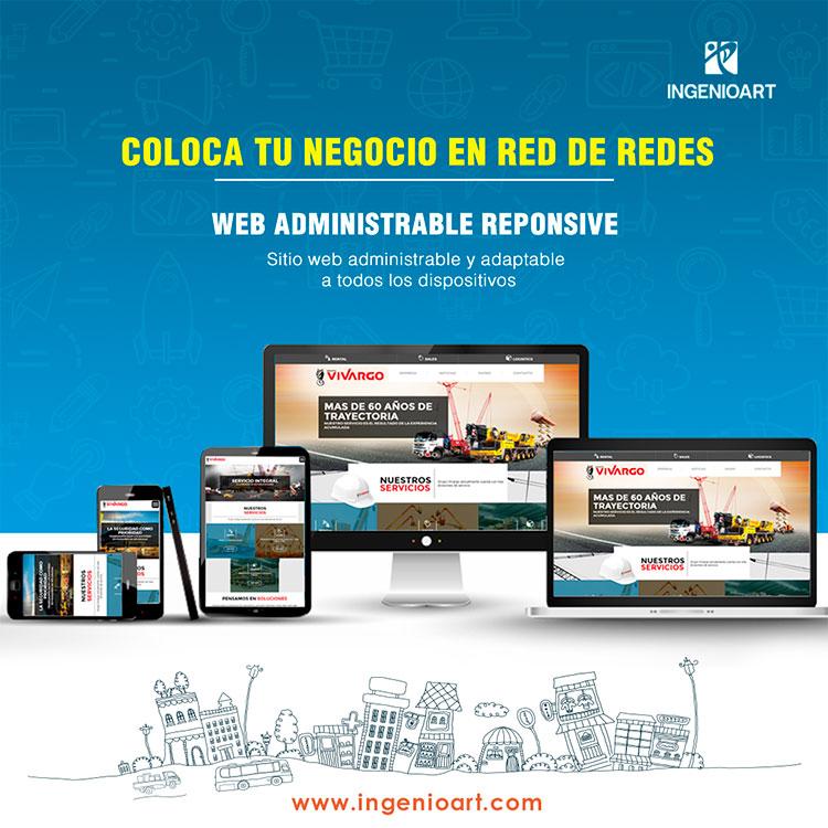 DISEÑO PAGINA WEB LIMA PERU