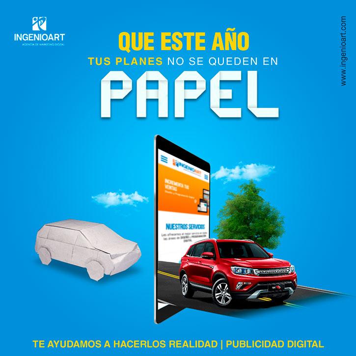 Profesionales en Publicidad Lima Peru