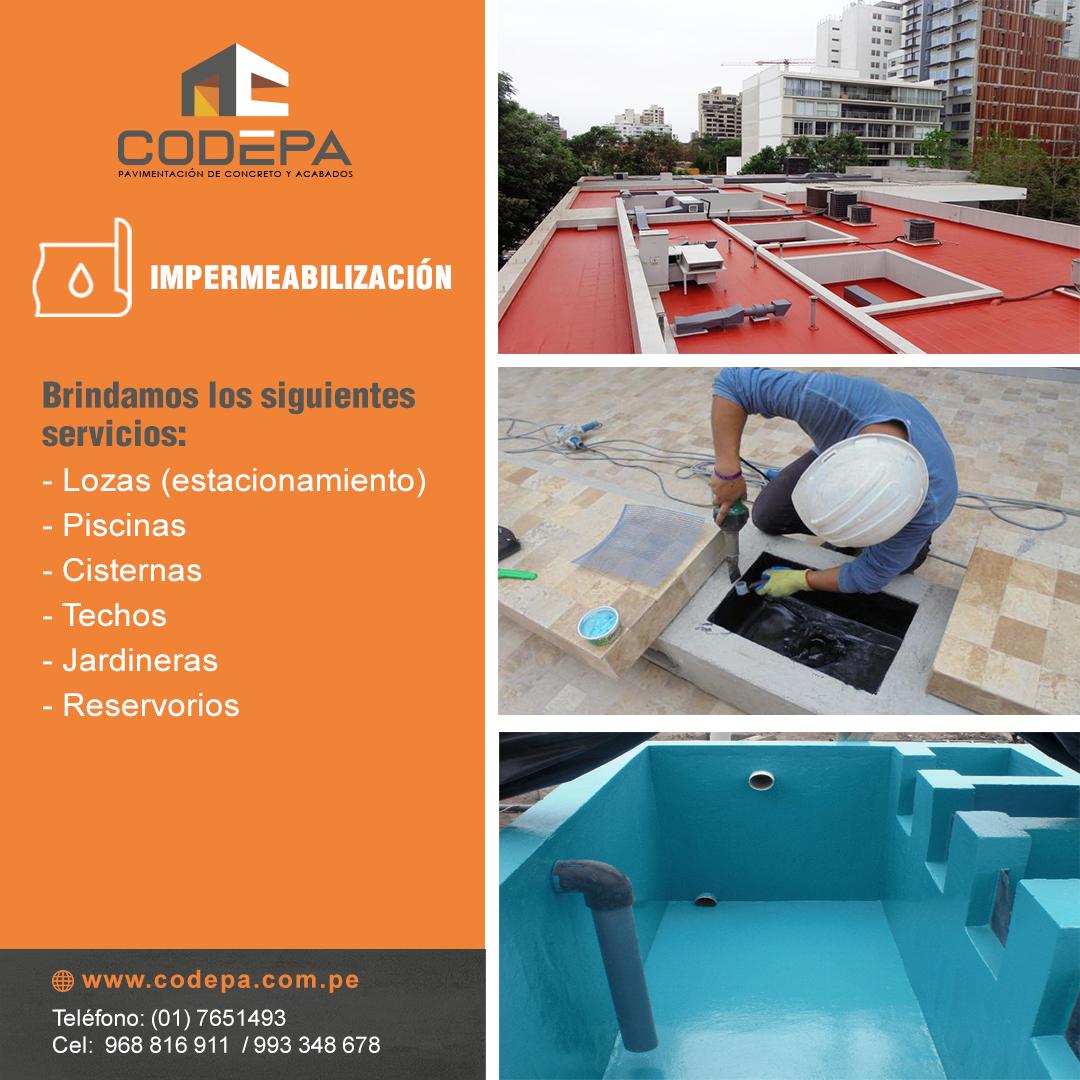 Pisos concretos industriales Peru