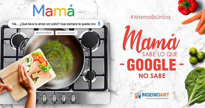 GOOGLE PUBLICIDAD DIGITAL MAMA PERU