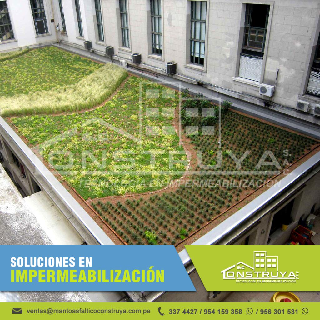 Servicio de Impermeabilizacion Lima Peru