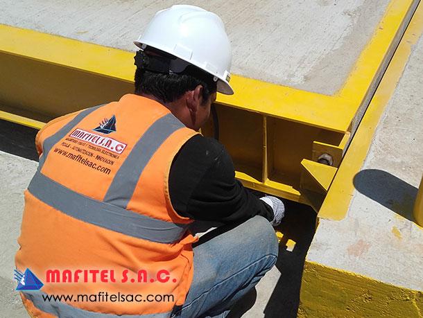 Fabrica de Balanzas industriales y camiones Lima Peru