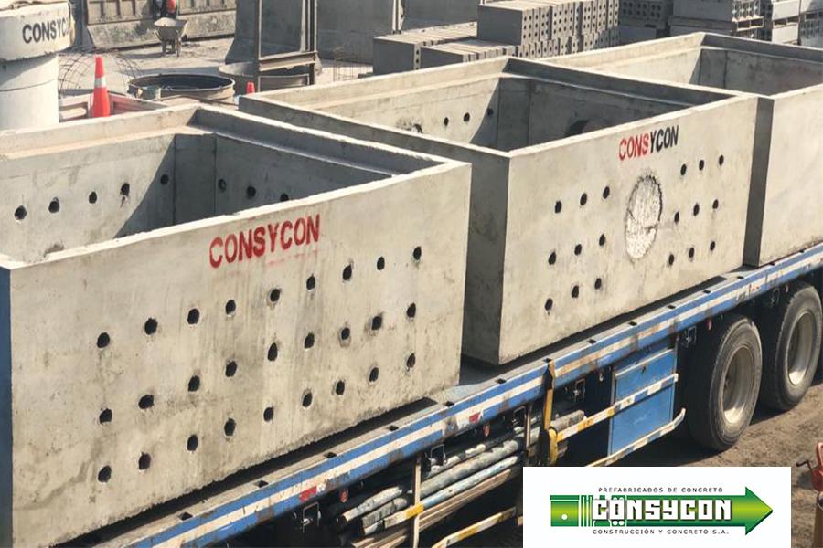 Camara Humeda Concreto Prefabricado