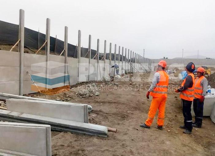 Prefabricados de construcción Lima Perú