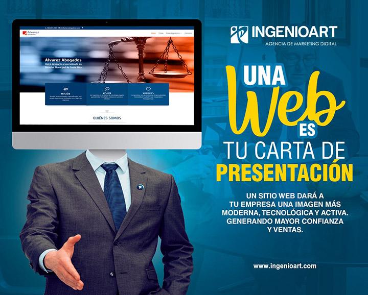Pagina Web Empresas Internet Lima