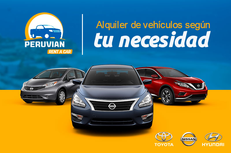 Vemtajas de Alquiler auto Piura Peru