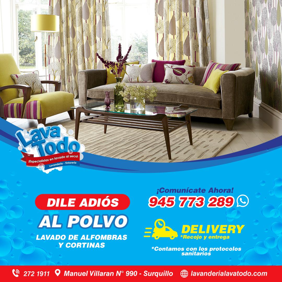 Lavanderia profesional Lima