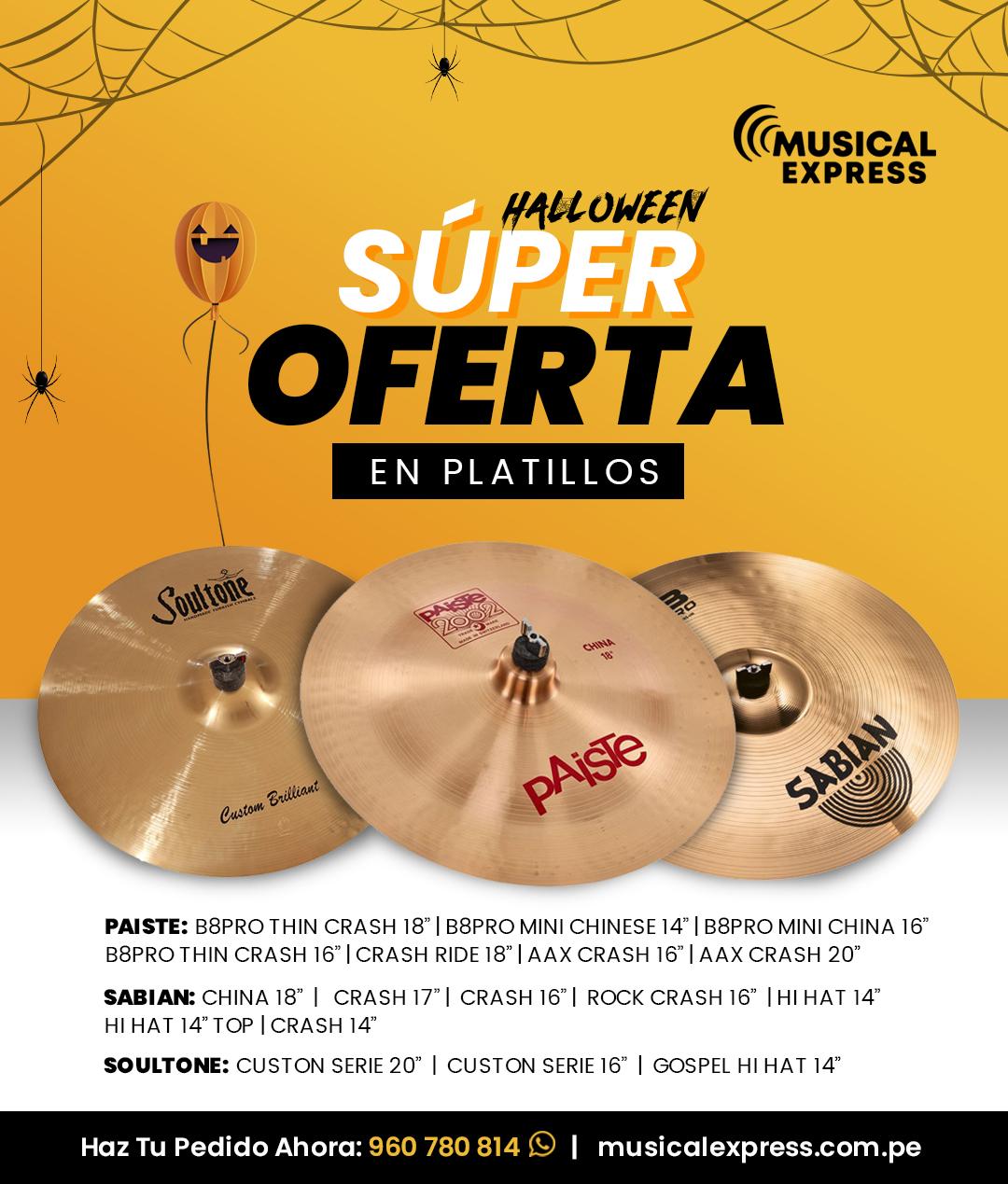 venta equipos instrumentos musicales Lima