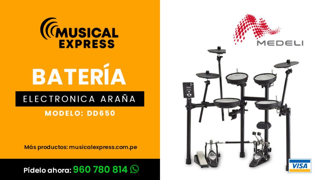 Tienda instrumentos musicales Lima
