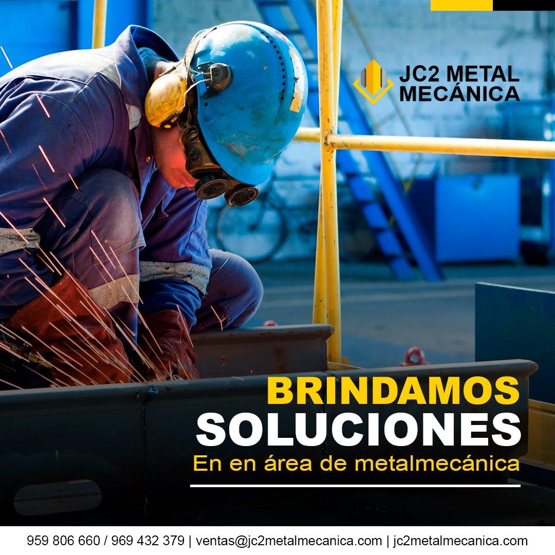 trabajos de metal mecánica Peru