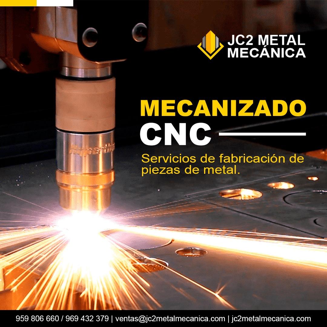 Fabricacion mecanizado CNC Lima PeruReparacion Metal Mecanica Peru