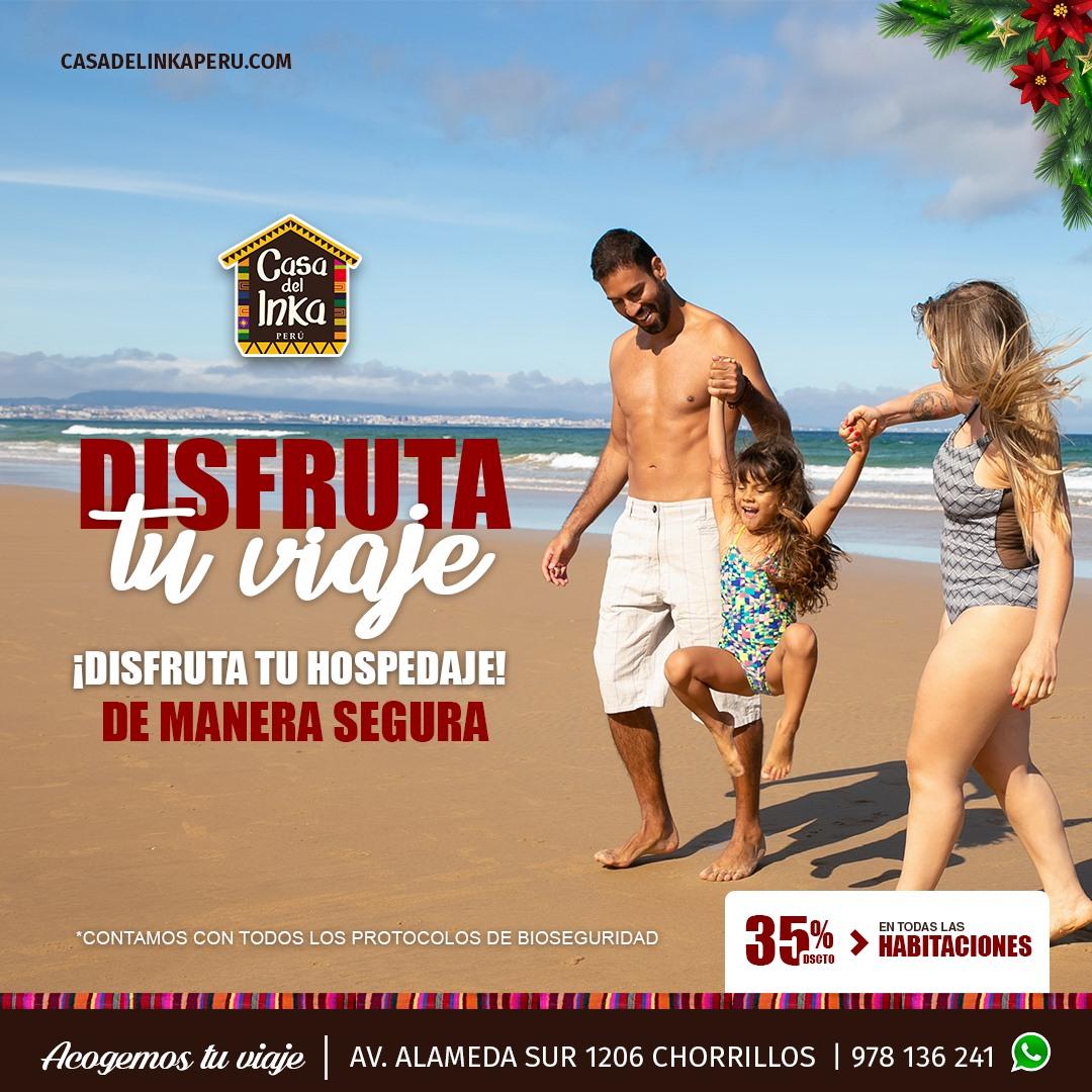 Hotel playa costa verde Chorrillos Lima