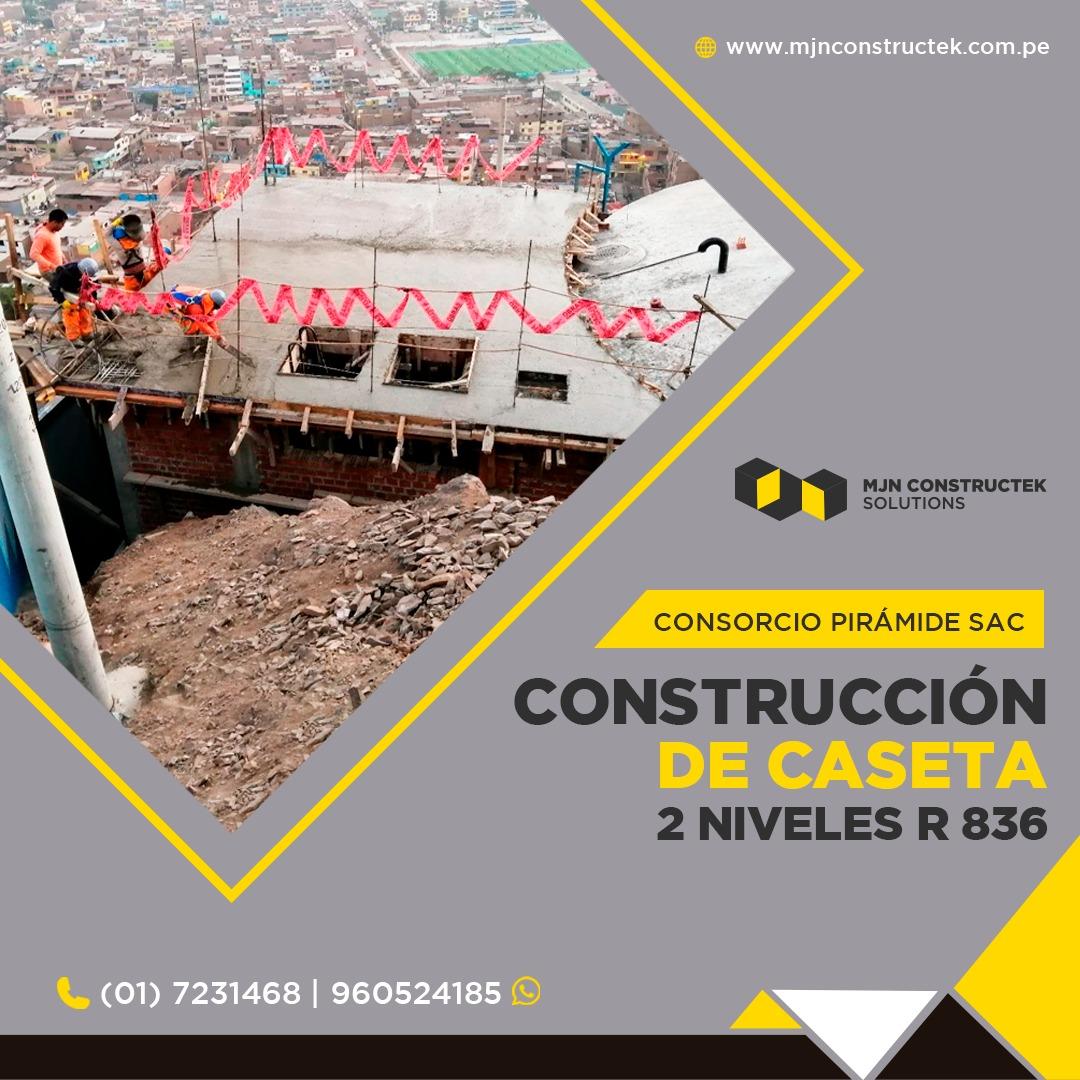 Construcción Reservorio Agua Desague Peru (1)
