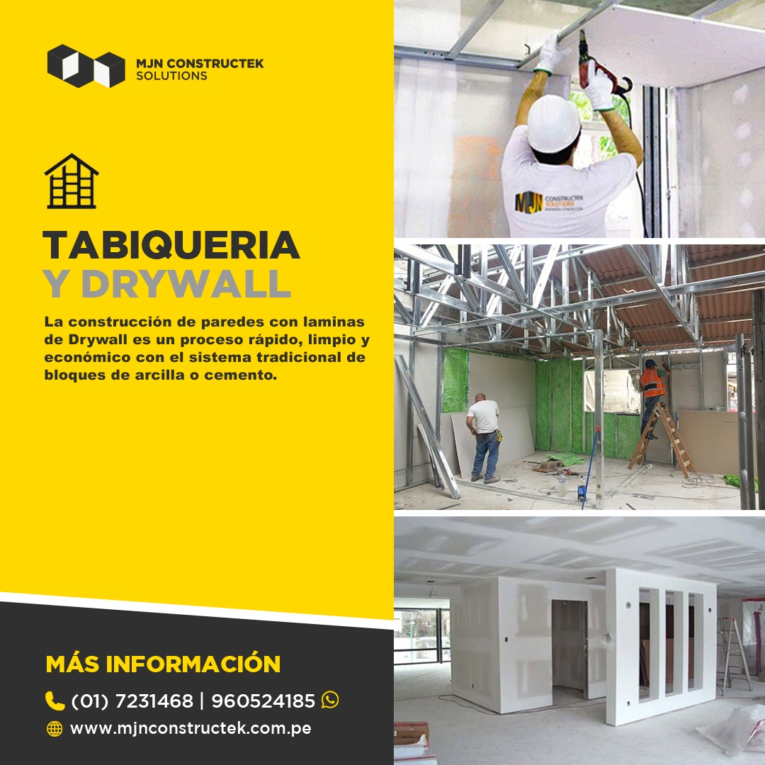 Instalacion Electricas Drywall Lima Peru (2)