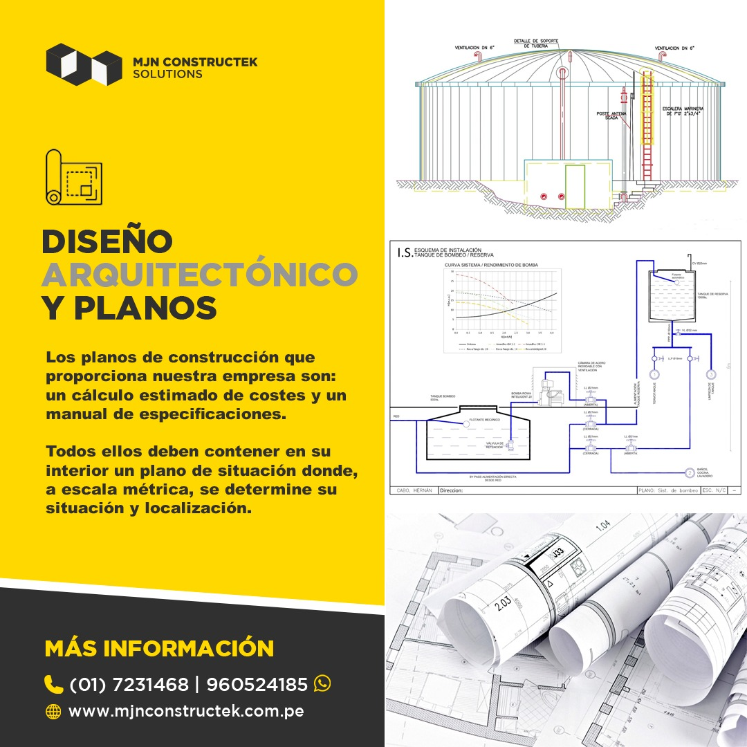 Servicio Diseno Planificacion Arquitectonico Peru