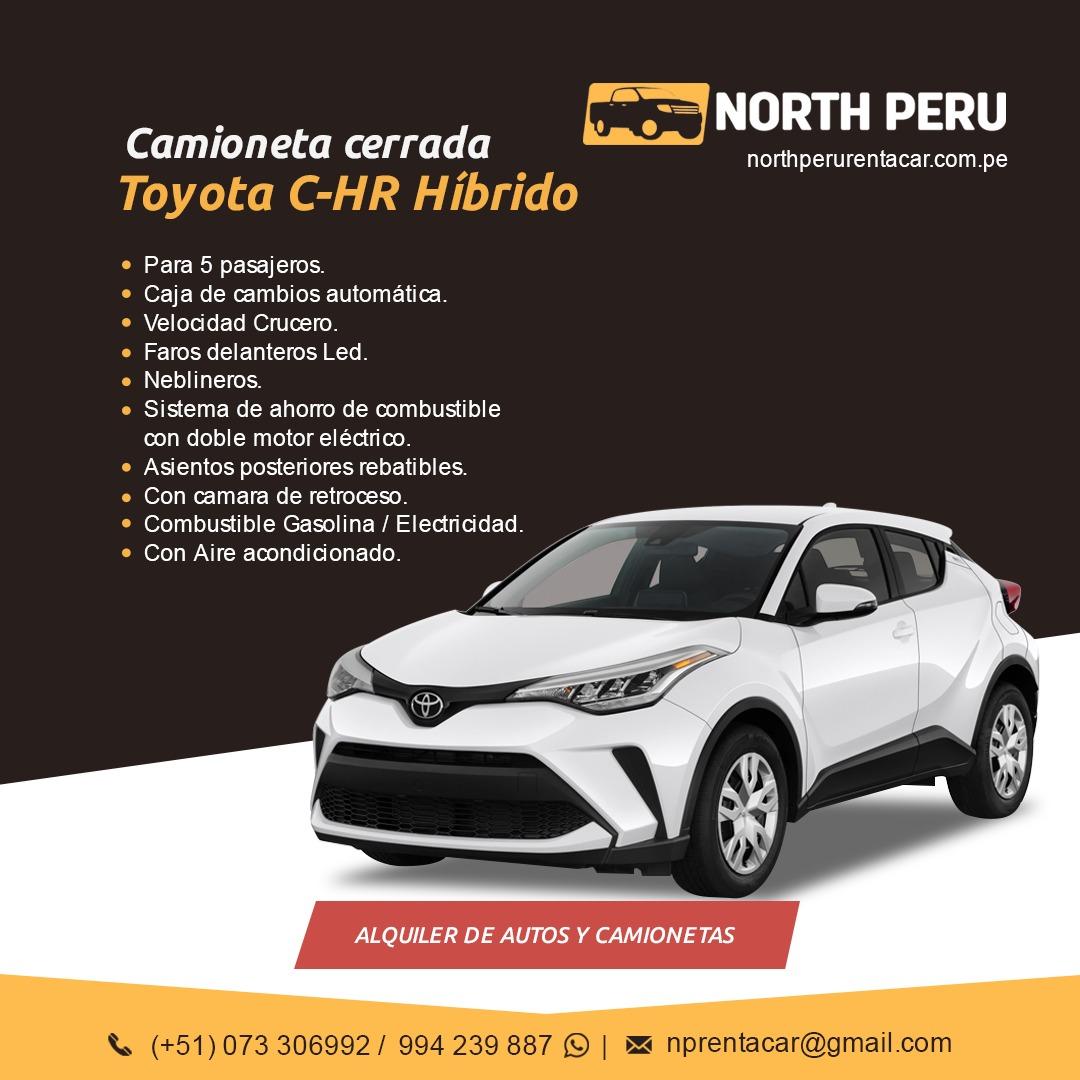 Alquiler Carros Piura Talara Tumbes Peru