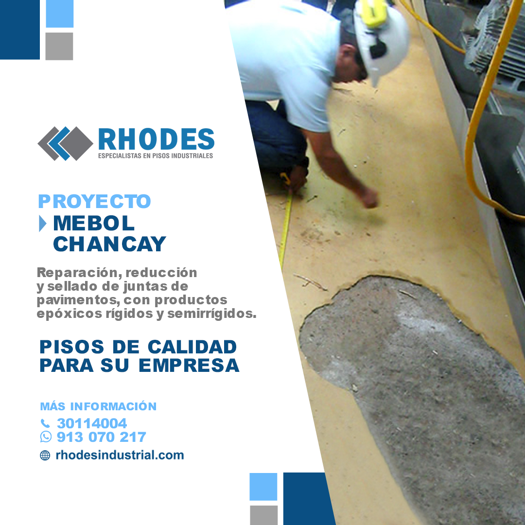 Trabajos Pisos Industriales Resistentes Lima Peru